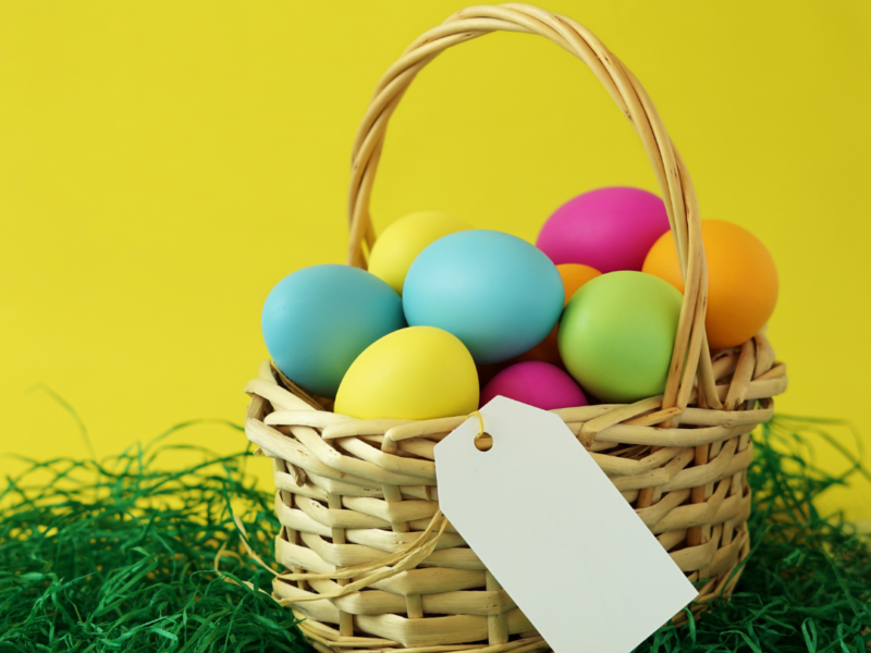 5 Easter activities for toddlers and preschoolers